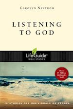 Listening to God (Lifeguide Bible Studies)