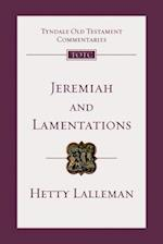 Jeremiah and Lamentations af Hetty Lalleman