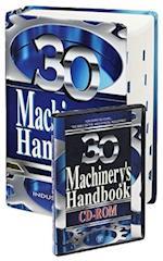 Machinery's Handbook, Large Print & CD-ROM Set [With CD-ROM]