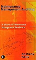 Maintenance Management Auditing af Anthony Kelly