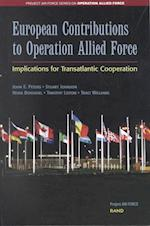 European Contributions to Operation Allied Force