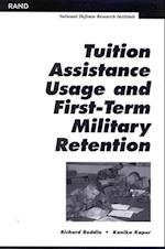 Tuition Assistance Usage and First-term Military Retention 2002