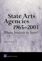 State Arts Agencies, 1965-2003