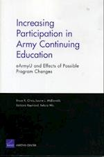 Increasing Participation in Army Continuing Education