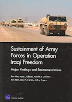 Sustainment of Army Forces in Operation Iraqi Freedom