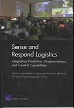 Sense and Respond Logistics af David George, Mahyar A Amouzegar