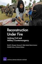 Reconstruction Under Fire