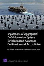 Implications of Aggregated DOD Information Systems for Information Assurance Certification and Accreditation (Rand Corporation Monograph)