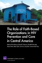 The Role of Faith-based Organizations in HIV Prevention and Care in Central America