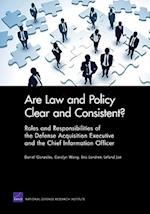 Are Law and Policy Clear and Consistent? (Rand Corporation Monograph)