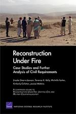 Reconstruction Under Fire (Rand Corporation Monograph)