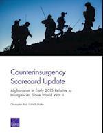 Counterinsurgency Scorecard Update