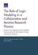 The Role of Logic Modeling in a Collaborative and Iterative Research Process