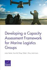 Developing a Capacity Assessment Framework for Marine Logistics Groups
