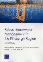 Robust Stormwater Management in the Pittsburgh Region