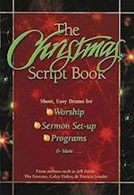 The Christmas Script Book (Lillenas Drama)
