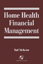 Home Health Financial Management