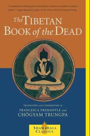 Tibetan Book of the Dead af Chogyam Trungpa, Francesca Fremantle