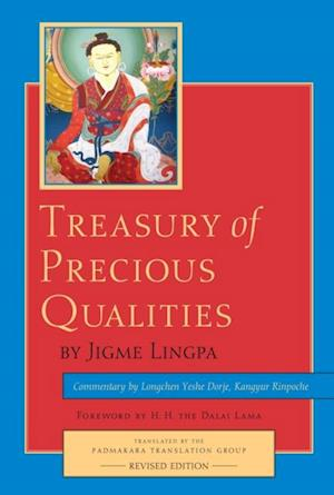 Treasury of Precious Qualities: Book One af Longchen Yeshe Dorje