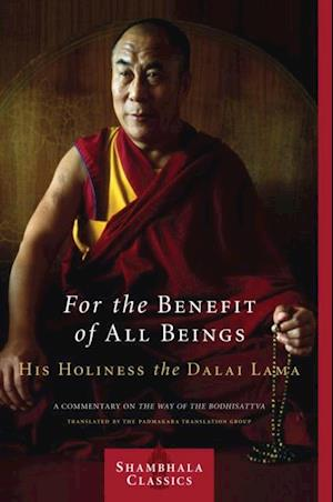 For the Benefit of All Beings af Dalai Lama