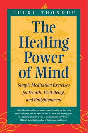 Healing Power of Mind af Tulku Thondup
