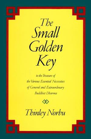 Small Golden Key af Thinley Norbu