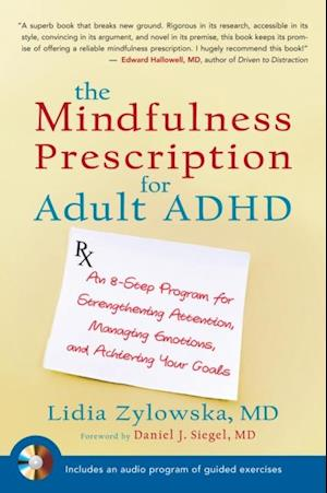 Mindfulness Prescription for Adult ADHD af Lidia Zylowska