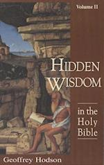 Hidden Wisdom in the Holy Bible, Vol. 2 (Theosophical Heritage Classics, nr. 2)