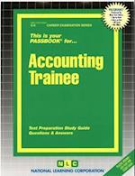 Accounting Trainee (Career Examination Passbooks, nr. 6)