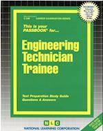 Engineering Technician Trainee (Career Examination Passbooks, nr. 248)