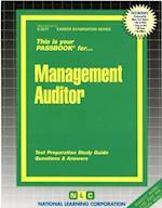 Management Auditor (Career Examination)
