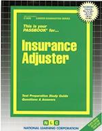 Insurance Adjuster (Passbooks)