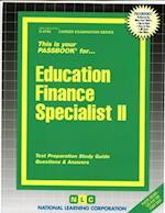 Education Finance Specialist II