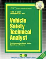 Vehicle Safety Technical Analyst