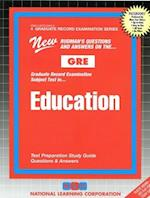 Education (Graduate Record Examination Series GRE, nr. 4)