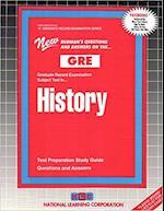 GRE History (Graduate Record Examination Passbooks, nr. 10)