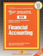 Financial Accounting (Regents College Examination Passbooks, nr. 78)