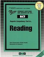Regents Competency Test In...Reading (Regents Competency Test Passbooks, nr. 3)