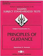 Principles of Guidance (Dantes Subject Standardized Tests Passbooks, nr. 33)
