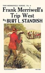 Frank Merriwell's Trip West af Burt L. Standish