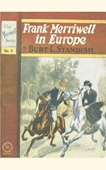 Frank Merriwell in Europe af Burt L. Standish