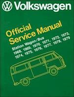 Volkswagen Station Wagon/Bus Official Service Manual (Volkswagen Service Manuals)