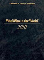 Who's Who in the World (WHO'S WHO IN THE WORLD)