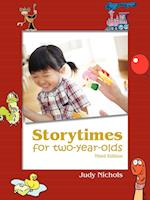 Storytimes for Two-Year-Olds af Judy Nichols