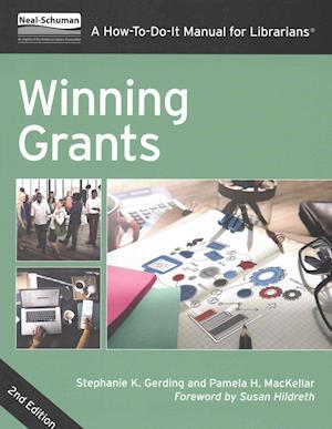 Bog, paperback Winning Grants af Pamela H. Mackellar, Susan Hildreth, Stephanie K. Gerding