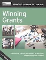 Winning Grants af Pamela H. Mackellar, Susan Hildreth, Stephanie K. Gerding
