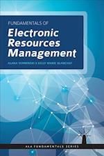 Fundamentals of Electronic Resource Management (ALA FUNDAMENTALS SERIES)