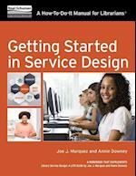 Getting Started in Service Design