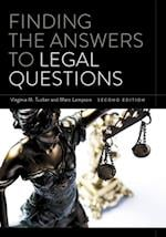 Finding the Answers to Legal Questions, Second Edition