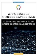 Affordable Course Materials (Alcts Monograph)